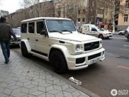 Hamann Spyridon este un musculos Mercedes-Benz G-Class