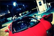 Justin Bieber a une Bugatti Veyron