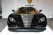 New York 2014: Koenigsegg Agera R