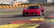 Video: EVO e Autocar testano la Ferrari LaFerrari