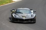 Filmpje: Ferrari LaFerrari XX laat de ring beven