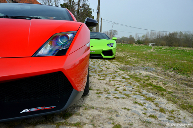 Lamborghini meeting makes a dream come true