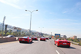 Special: driving a Ferrari through Lebanon