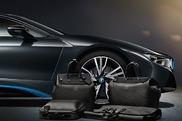 Louis Vuitton presenta bolsos para el BMW i8
