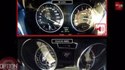 Película: BMW M235i contra Mercedes-Benz CLA 45 AMG
