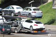 Porsche Macan Turbo Xuất Hiện Tại Bỉ