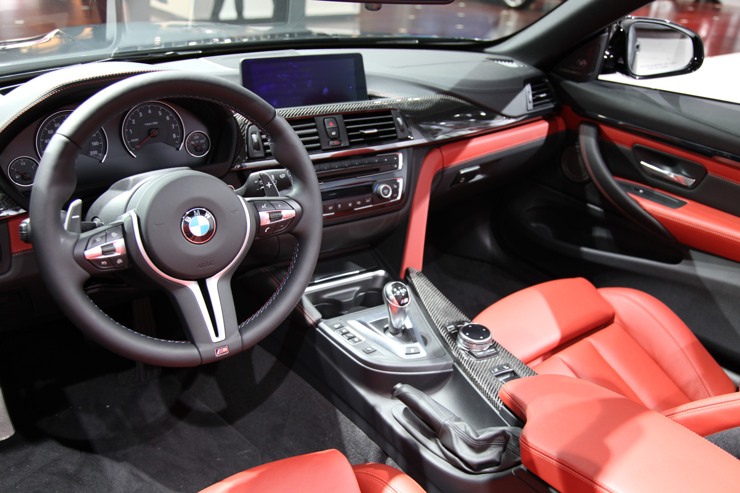 New York 2014 Bmw M4 Cabriolet