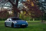 Servizio fotografico ad una Porsche Panamera Turbo