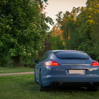 PhotoShoot: Porsche Panamera Turbo