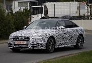 Audi sta lavorando sulla S6