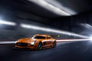 SLS AMG GT3 45th Anniversary Edition par Sievers Tuning