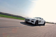SGA Aerodynamics modifica la vostra SLS AMG in una Black Series