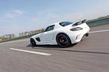 SGA Aerodynamics maakt Black Series van je normale SLS AMG
