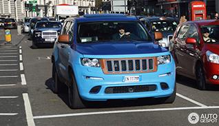 Lapo Elkann kiest voor retro en modern bij zijn Jeep