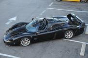 In vendita l'unica Maserati MC12 nera!