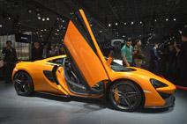 New York 2015: McLaren 570S