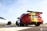 Spot des Tages: BMW M4 Artcar by Hamann