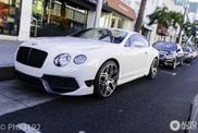 Primer Bentley Continental Vorsteiner BR10-RS en América parece brutal