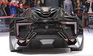 W-Motors Lykan hypersport est vraiment très cher sur le marché chinois