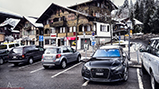 Report: a trip through Central Europe in a Mercedes-Benz GLA