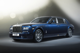 Rolls-Royce Phantom Limelight edition is voor de passagiers