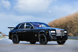 Rolls-Royce start project Cullinan, SUV op komst