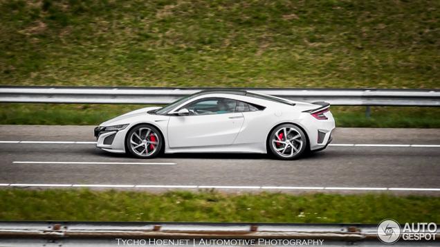 Spot van de dag: Acura NSX 2016