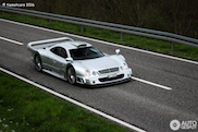 Topspot: Mercedes-Benz CLK-GTR AMG