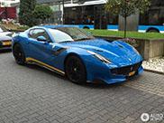 Spotted: Tailor Made Ferrari F12tdf
