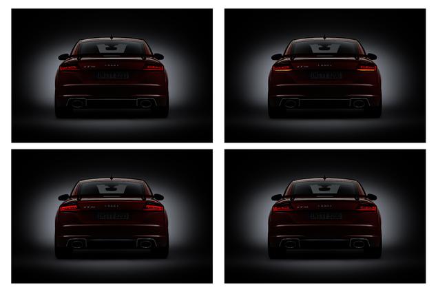 Audi TT RS: zadziorny młokos