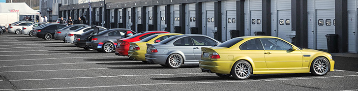 Event: BMW M meeting in the Czech Republic