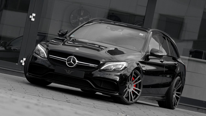 Mercedes-AMG C63 AMG Startrack 6.8 door Wheelsandmore