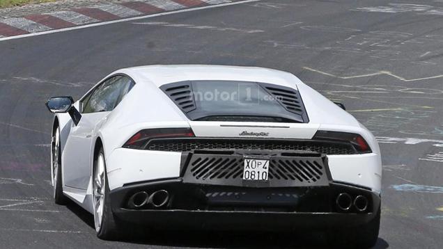 Lamborghini werkt aan snellere Huracán