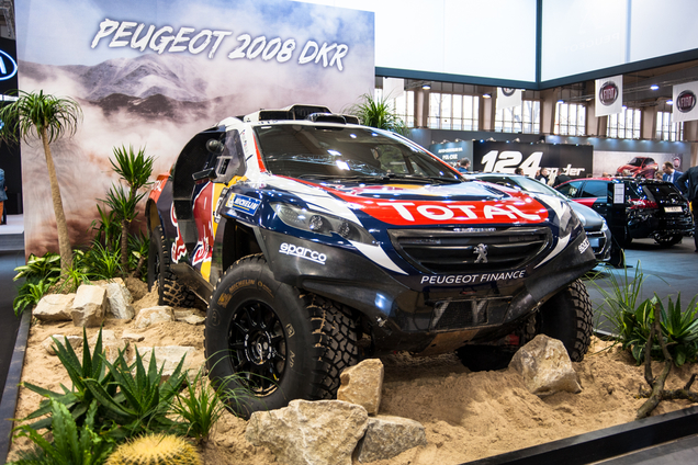 Motor Show 2016: galeria zdjęć