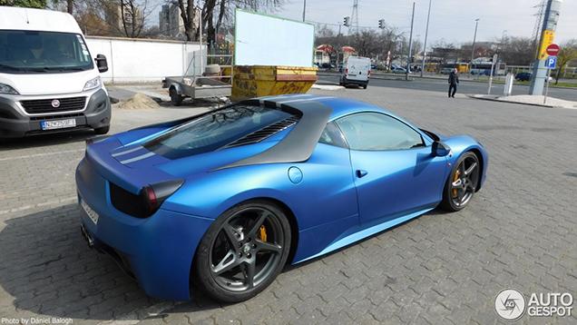 Deze Ferrari 458 Italia door Nimrod is een stuk beter te behappen