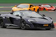 Event: Pure McLaren Spa-Francorchamps
