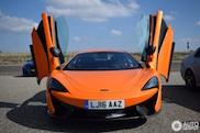 Spot van de dag: McLaren 570S