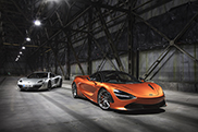 Production McLaren 720S in full swing