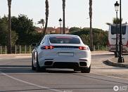 Porsche Panamera Turbo S E-Hybrid spotted in Spain