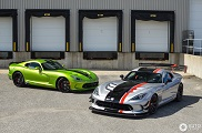 Dodge Viper is nearing its end, and these are the closers