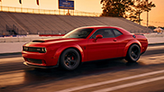 Dodge Challenger SRT Demon: Over the top CRAZY