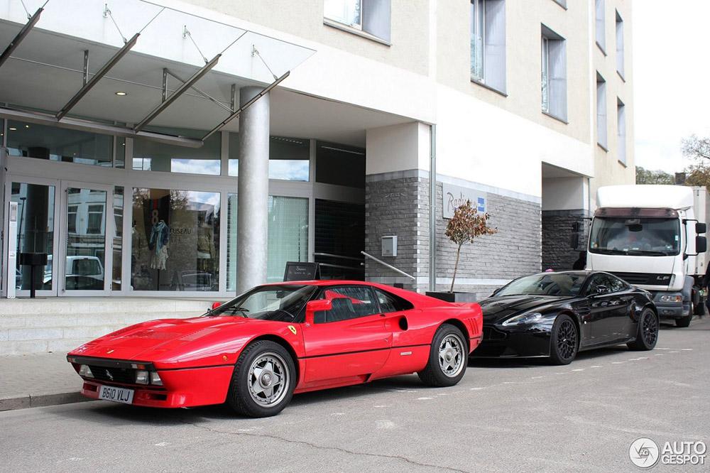Ferrari 288 GTO wordt nog altijd keihard gebruikt