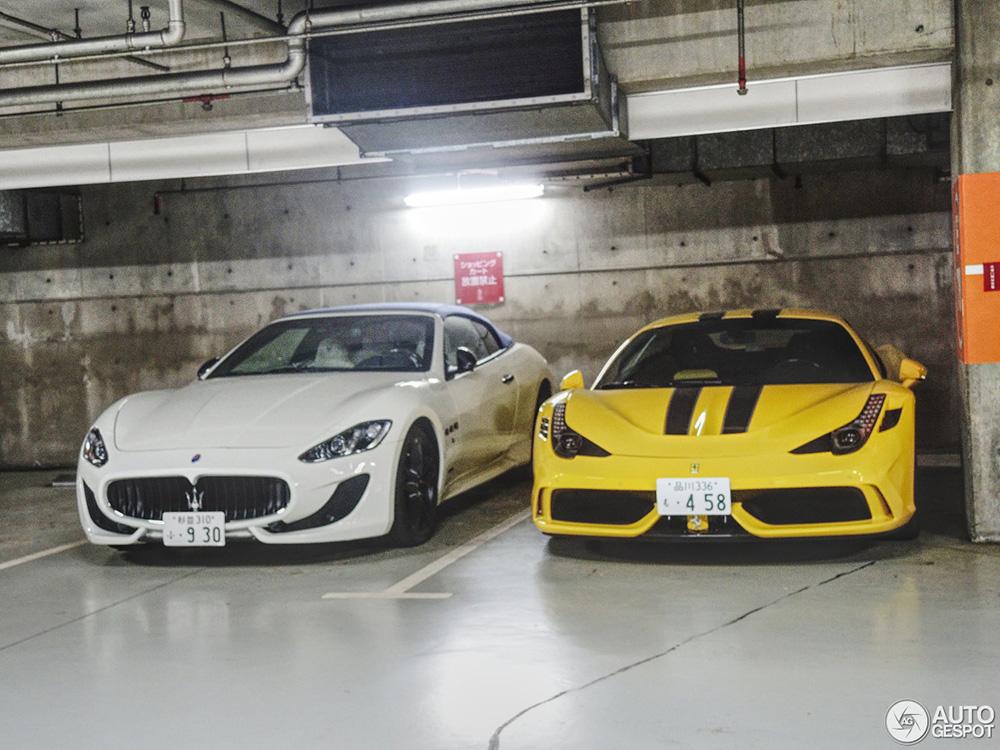 Goedgevulde garage laat schatten van Tokyo zien