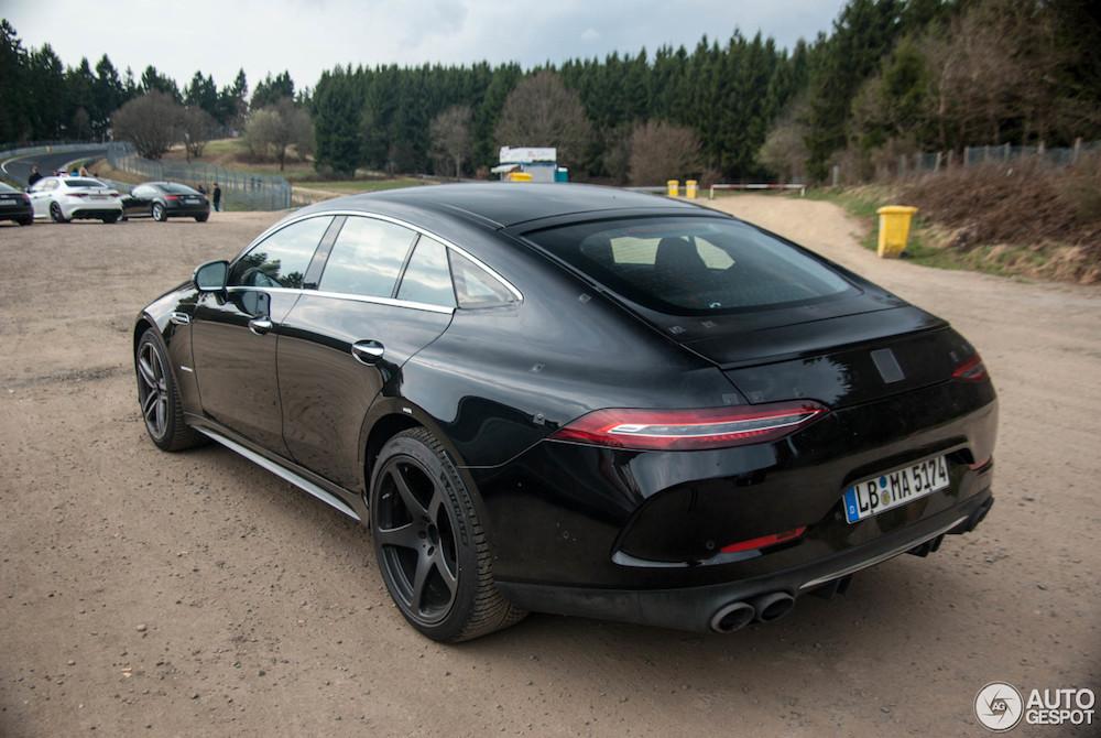 Went de Mercedes-AMG GT Coupé al?
