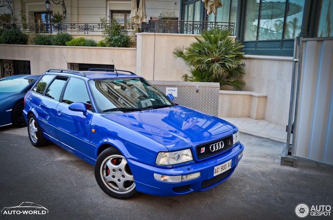 Held van de dag: Audi RS2 Avant