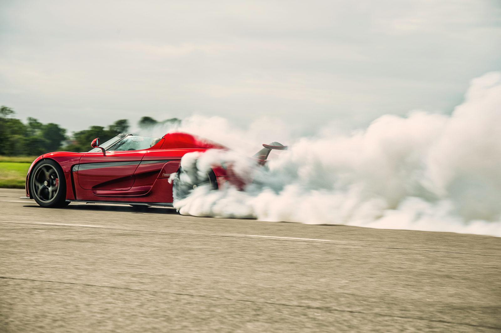 Start van een nieuw hoofdstuk voor Koenigsegg