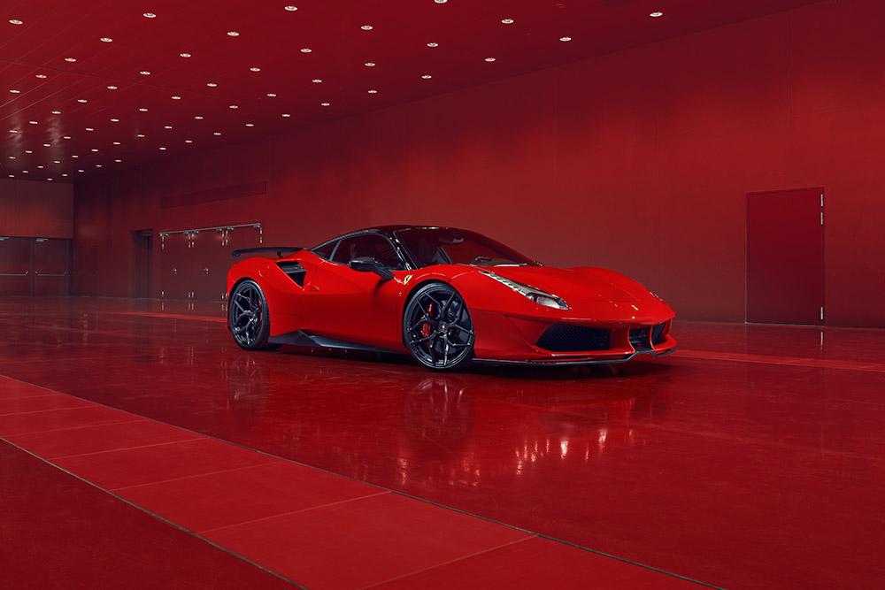Pogea Racing laat visie los op Ferrari 488 GTB