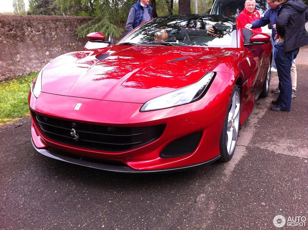 Waarom zien we de Ferrari Portofino nog niet vaker?