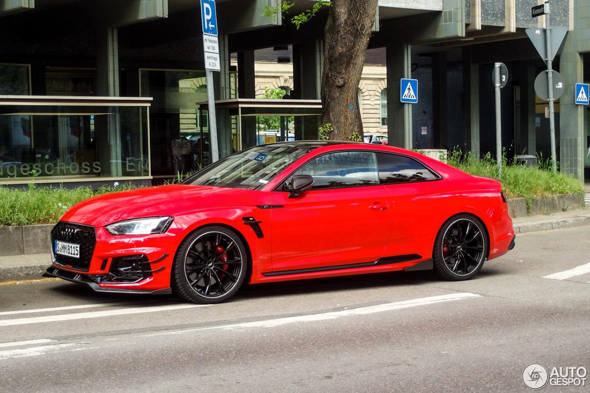 Weer een Audi ABT RS5-R