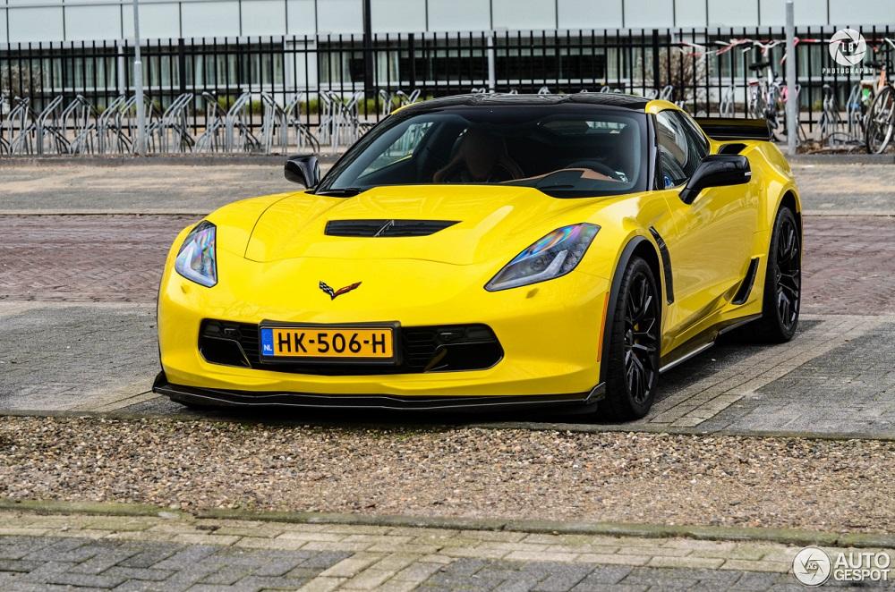 Spot van de dag: Chevrolet Corvette C7 Z06